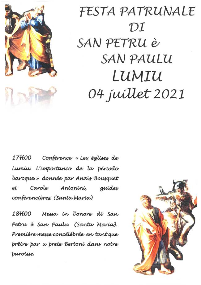 Festa di San Petru è San Paulu