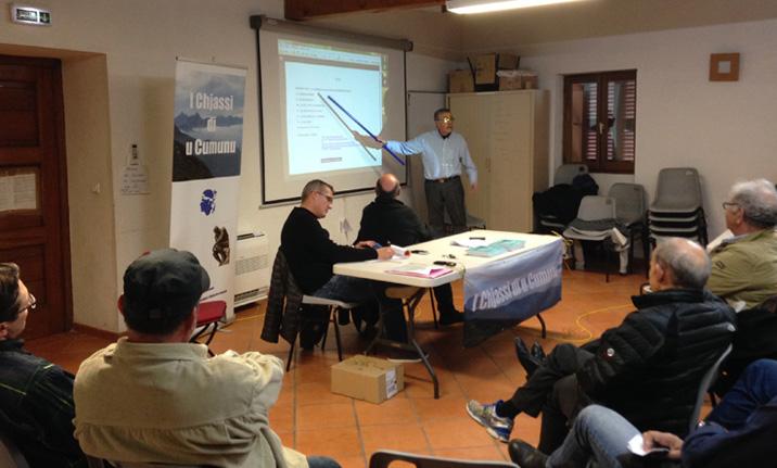 Synthèse de la réunion « ÉCONOMIE ET DÉVELOPPEMENT APPLIQUÉS AU CAS DE LA CORSE»