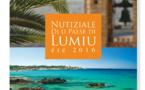 Nutiziale di U Paese di Lumiu - Estate 2016