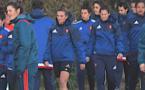 Ritornu in fiure annant'à a visita di a squadra di u XV di Francia u 7 di ghjennaghju