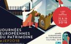 GHJURNATE AUROPEANE DI U PATRIMONIU I 15 È 16 DI SITTEMBRE 2018
