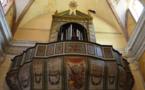 Organu di a ghjesgia Santa Maria