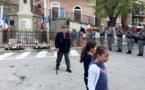 Cérémonie du 11 novembre à Lumio