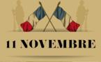 Cérémonie du 11 novembre