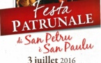 Festa Patronale di San Petru è San Paulu u 3 di lugliu